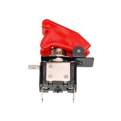 Interrupteur de sécurité Replay avec diode rouge