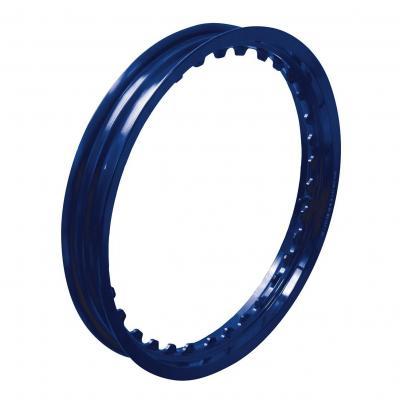 Jante arrière Evo bleue 2,15x18x32T