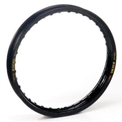 Jante arrière Excel 19x2.15x36t Honda CRF 450R 02-18 noir