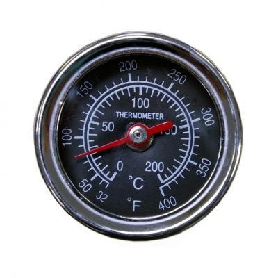 Jauge de température d'huile V-Parts Ø 30 x 2,0 x 120