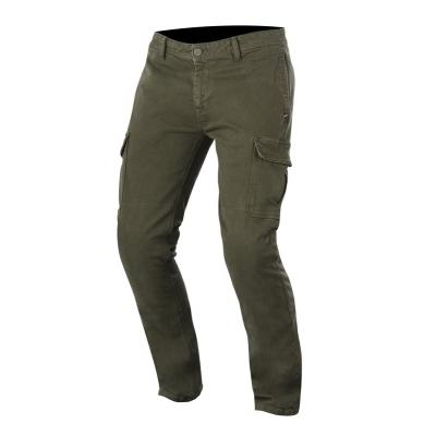 Jean Alpinestars Deep South Cargo vert