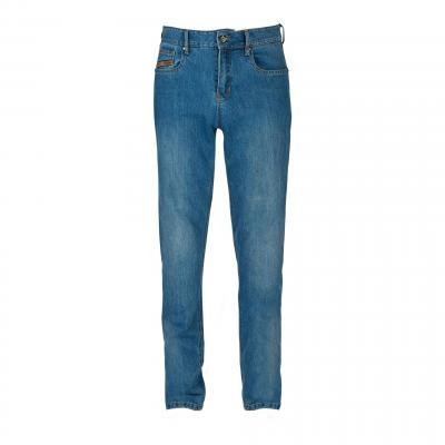 Jean femme Furygan Kate X Kevlar Stretch Ghost bleu clair