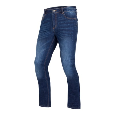 Jean moto Bering Marlow bleu