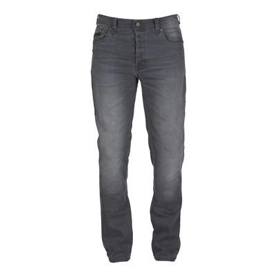 Jean moto Furygan D11 stretch gris