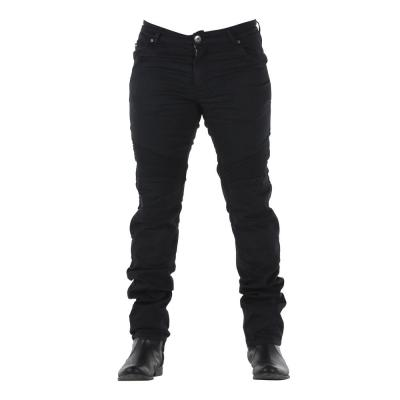 Jean Overlap CASTEL BLACK