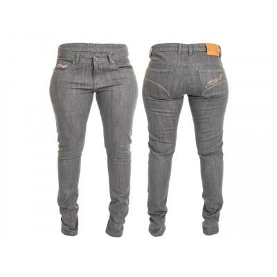 Jean RST Ladies Aramid Skinny Fit gris