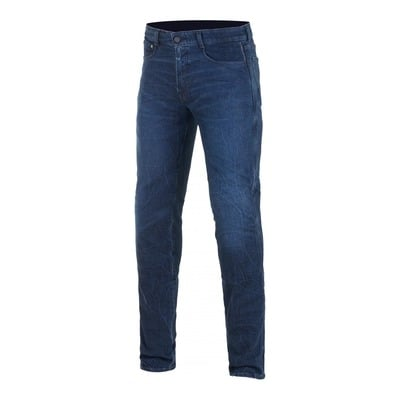 Jeans moto Alpinestars Copper v2 Plus dark aged blue