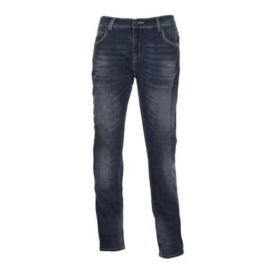Jeans moto Esquad Leo dirty bleu