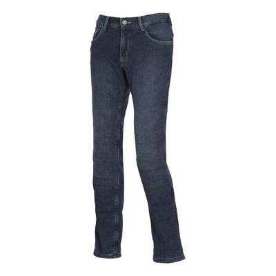 Jeans moto Esquad Milo stone bleu