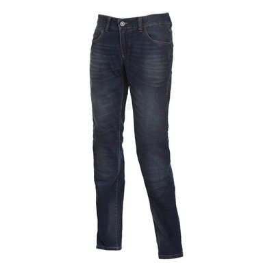 Jeans moto Esquad Strong Armalith® dirty bleu