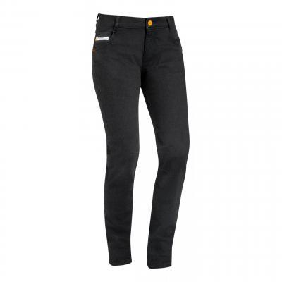 Jeans moto femme Ixon Mikki noir