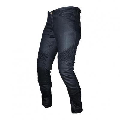 Jeans moto femme S-Line Venice anthracite