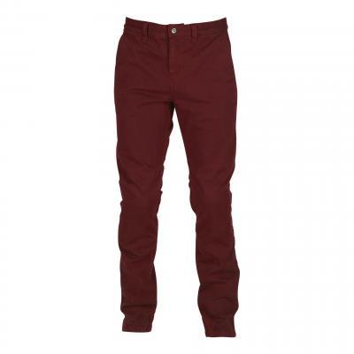 Jeans moto Furygan Berny rouge brique