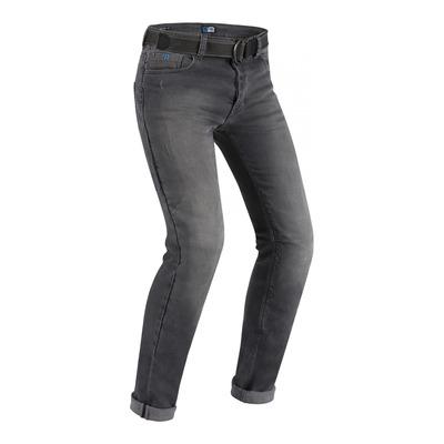 Jeans moto PMJ Café Racer gris
