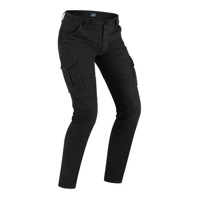 Jeans moto PMJ Santiago noir