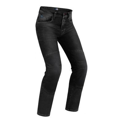 Jeans moto PMJ Vegas noir