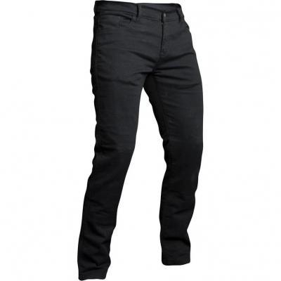 Jeans moto RST Aramid Metro CE SL noir (Jambes courtes)