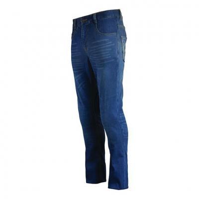 Jeans moto S-Line Panjem bleu