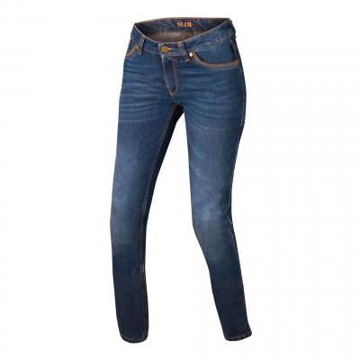 Jeans moto Segura Lady Hopper bleu