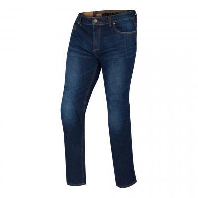 Jeans moto Segura Rony bleu