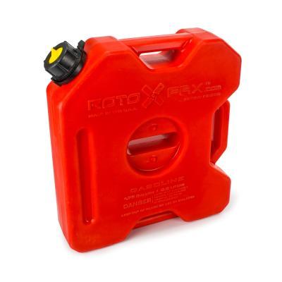 Jerrican Kriega Rotopax 6,6 litres rouge