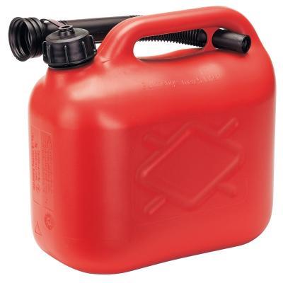 Jerrycan hydrocarbure Draper 5 Litres