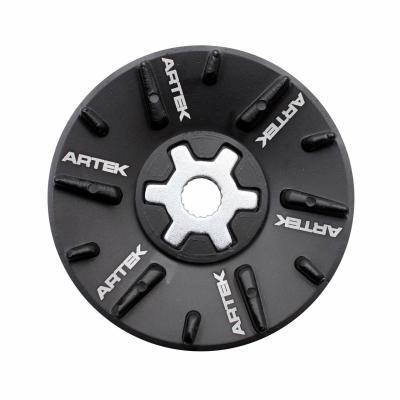 Joue fixe Artek k2 D.97,5 ventile grande plage pour Booster/Nitro/BW's/Aerox/SR/F12