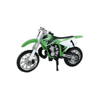 Kawasaki 250 KX 1:32 NewRay vert