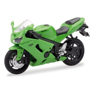 Kawasaki route verte 1:18 NewRay vert