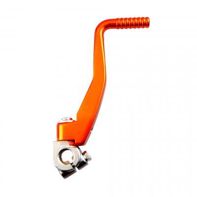 Kick Tun'R acier / alu Minarelli AM6 orange