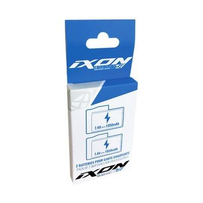 Kit batteries gants chauffant Ixon IT-Batt 3000MA