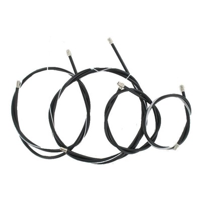 Kit câbles et gaines noire Solex 5000 / 3800 Hongrois