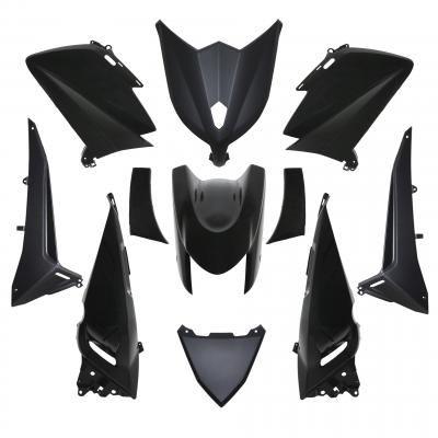 Kit carénage 1Tek Origine noir brillant Yamaha T-Max 530 2012-