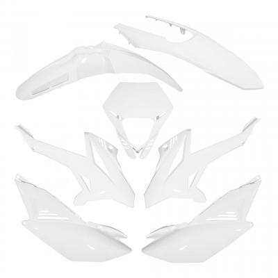 Kit carénage Beta 50 RR 12- blanc