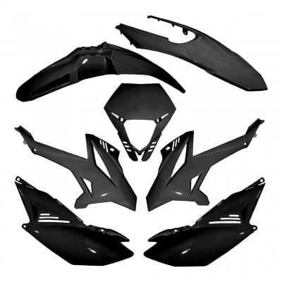 Kit carénage Beta 50 RR 12- noir