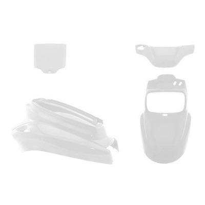 Kit carénage blanc MBK Booster / Yamaha BW'S 2004-