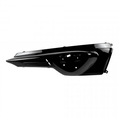 Kit carénage MBK Stunt / Yamaha Slider Naked 06- noir
