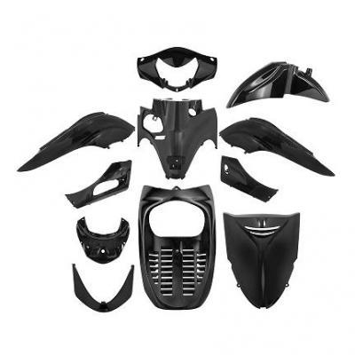 Kit carénage noir brillant SH300 I 2007-10