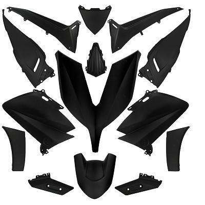 Kit carénage noir mat T-Max 530 2015-16