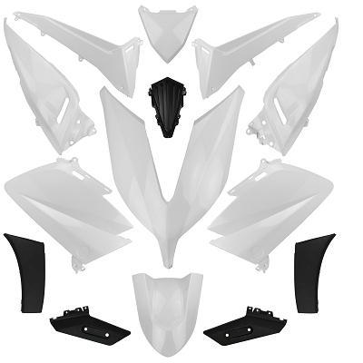 Kit carénage white competition T-Max 530 2015-16