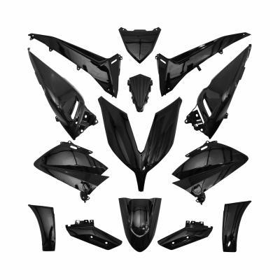 Kit carénage Yamaha 530 T-max 12-16 noir
