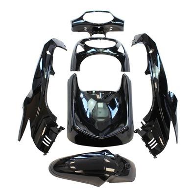 Kit carrosserie noir brillant Honda SH 125 2001-03