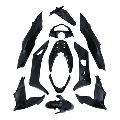 Kit carrosserie noir brillant pour Honda 125 PCX 14-16