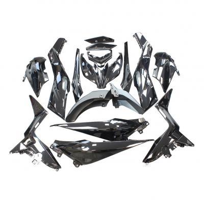 Kit carrosserie TNT noir brillant X-Max 125/300/400