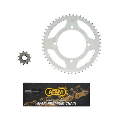 Kit chaîne Afam 11x51 pas 420 Beta 50 RR 05-11
