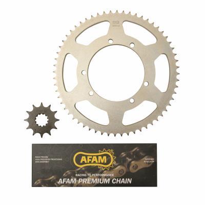 Kit chaîne Afam 12x60 Sherco 50 SM-R 13-17