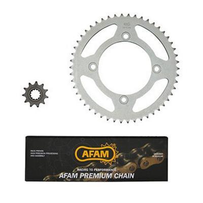 Kit chaîne Afam pas 420 11X50 Beta RR SM 05-