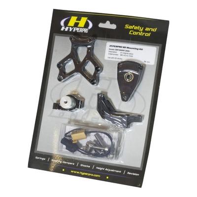 Kit de fixation d'amortisseur de direction Hyperpro KTM 790 Adventure 19-21