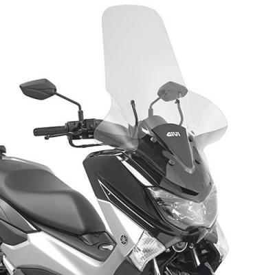 Kit de fixation pare-brise Givi Yamaha 125 N-max 15-18