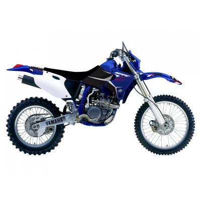 Kit déco Blackbird Racing Dream 4 Yamaha 250 WR-F 98-02 bleu/blanc/noir/rouge